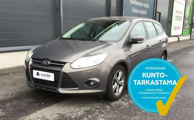 Ford Focus 1,0 EcoBoost 125 hv Start/Stop M6 Trend Wagon