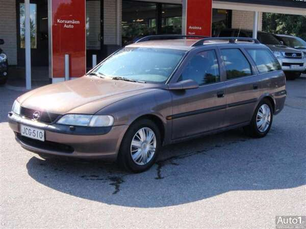 Opel Vectra 2,0i 16V GL+ Voyage ABS 5d