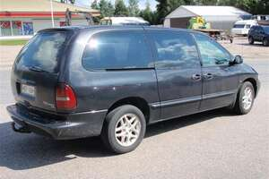 Vaihtoautot - Chrysler Grand Voyager
