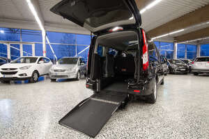 Vaihtoautot - Ford Grand Tourneo Connect
